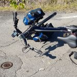 Ouderen vaker betrokken bij ongeluk op elektrische fiets