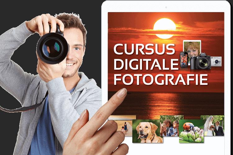 cursus digitale fotografie
