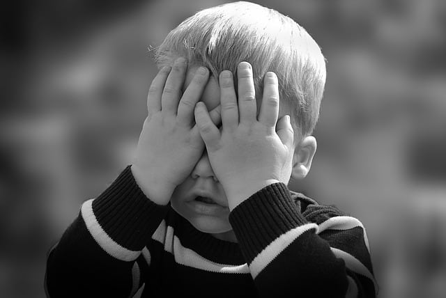 Kind dat zich niet goed genoeg voelt