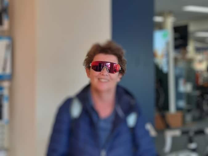 beste fietsbril onder de vijftig euro