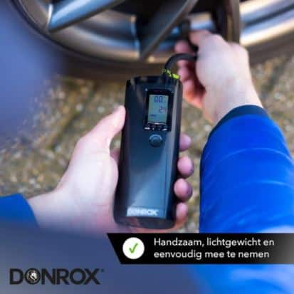 donrox fietspomp
