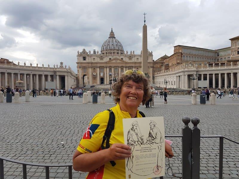 testimonium Rome