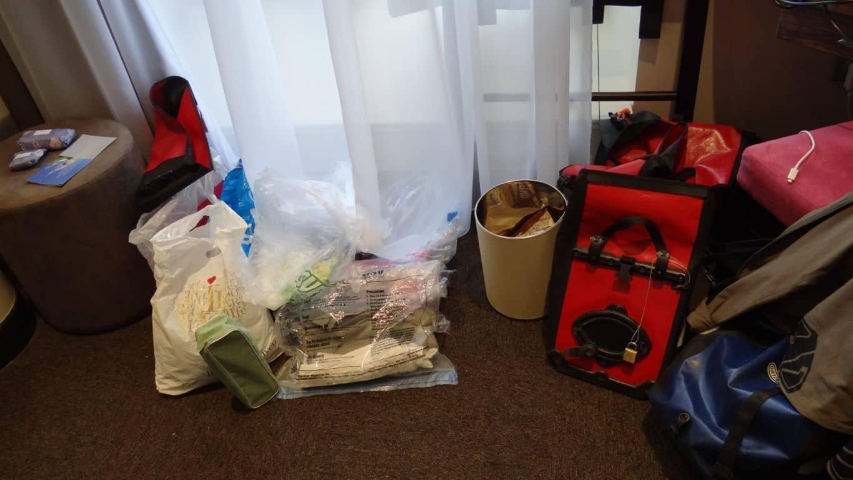 vacuumzakken of Packing Cubes