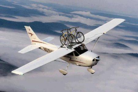 fietsvervoer per vliegtuig